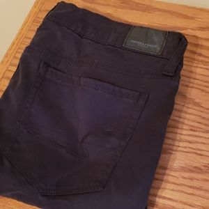 American Eagle Navy Jegging size 10